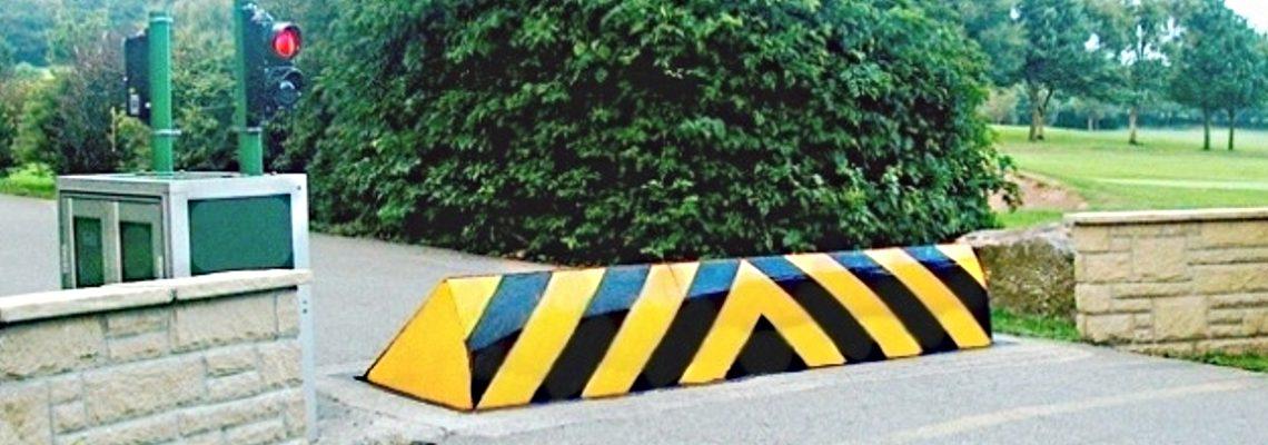 Secure Road Blockers